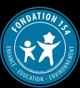 fondation 154 logo