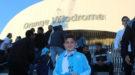 La Fondation 154 soutient le rêve de Romain de rencontrer l' OM
